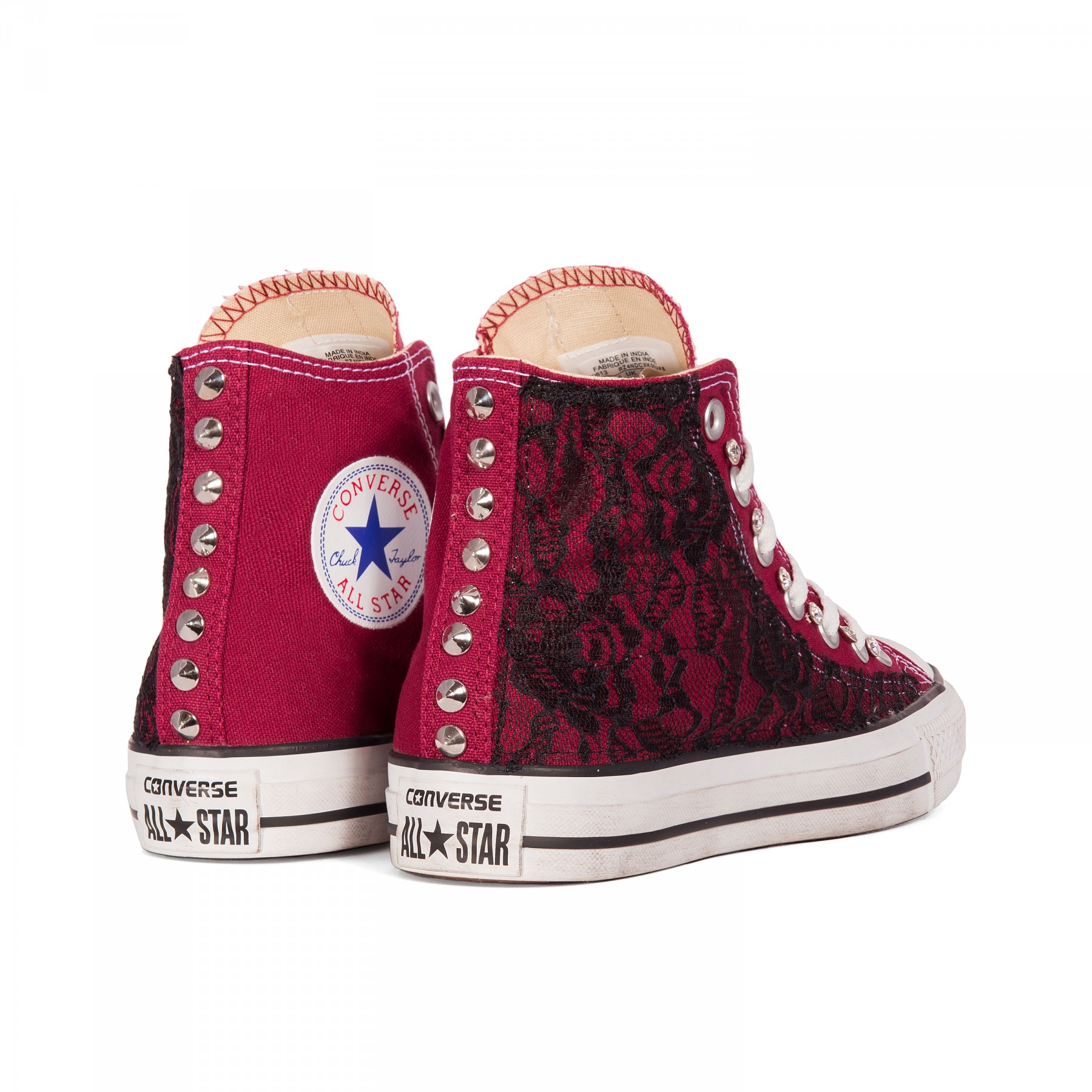 converse in pizzo