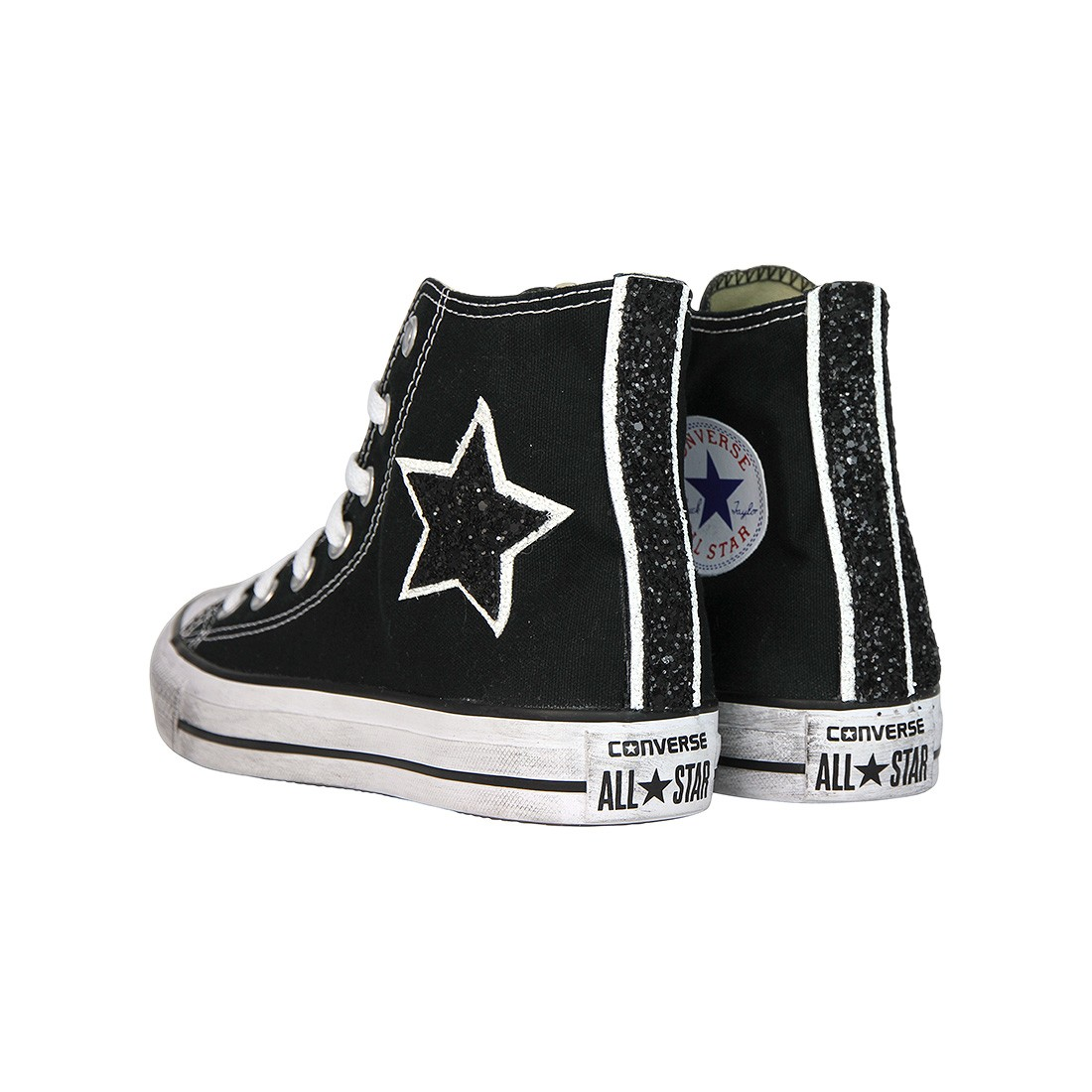 6a2978fcf4 ... all star light collection pantofole estate da avril lavigne canvas  7brszeih 16b9c 8ba67; norway converse hi nero scritta super girl glitter  nerobianco ...