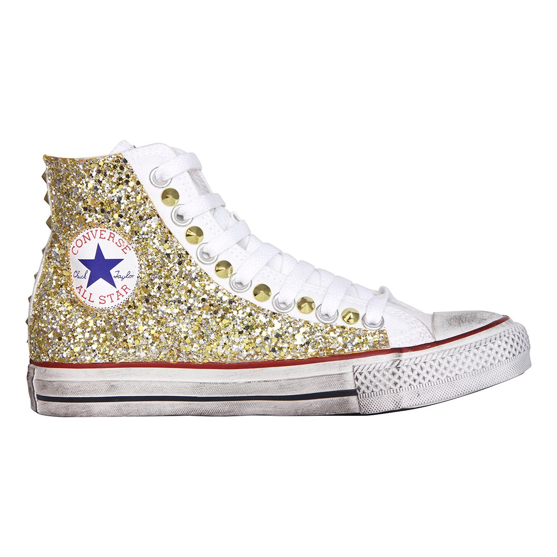2all star converse bianco